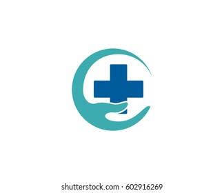 Medic Care Logo Design Element