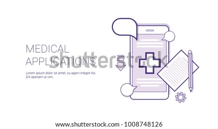 Doctor Consultation Banners Blockchain Banners