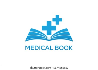 MEDICAL BOOK LOGO DESIGN