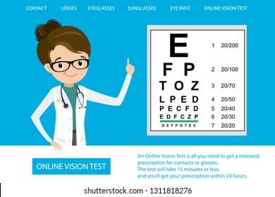 ae6fbdbc668 Medical Eye Diagnostic.Online Vision Test