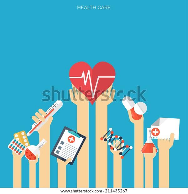 Antecedentes médicos de vectores planos, atención de salud, primeros auxilios.Protección sanitaria internacional, seguros.Medicina y cirugía.Vacunación, programa de investigación médica.Control médico en línea, diagnóstico médico, tratamiento