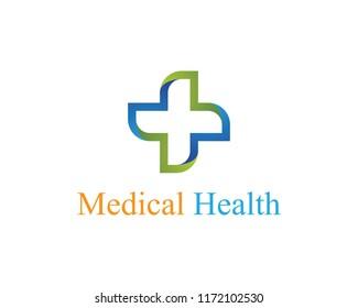 Medical health logo