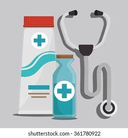 Medical healthcare graphic