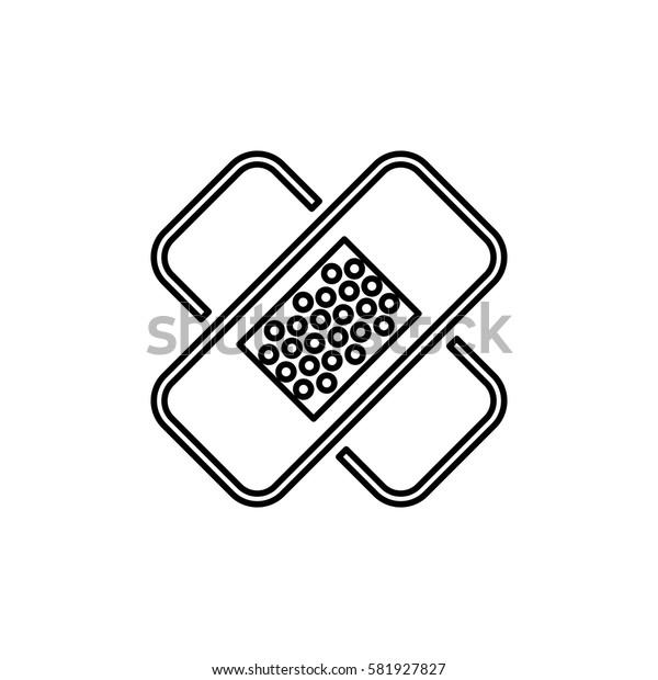Medical healthcare symbol icon vector illustration graphic design