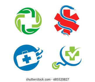 Medical Logo template vector