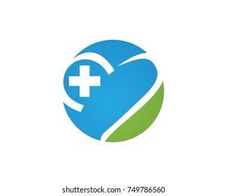 Medical logos symbols
