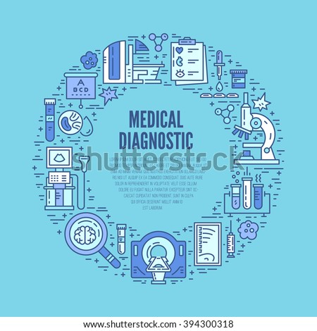 medical research healthcare design element medical のベクター画像