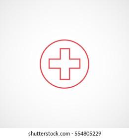 Vectores, imágenes y arte vectorial de stock sobre Cruz Roja