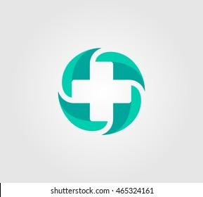 medical vector logo.