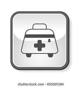 Medicine boxes icon