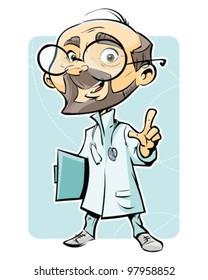 Medicine doctor