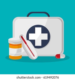 medicine related icons