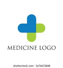 Medicine Vector Logo. Medical Logo