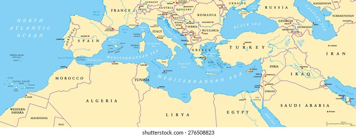 North West Asia Map.Western Asia Images Stock Photos Vectors Shutterstock