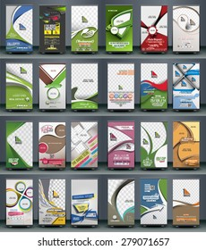 Mega Collection of Roll Up Banner Design - 2