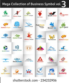 Mega Collection of Vector Logo Design - 3