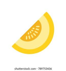 Melon flat icon