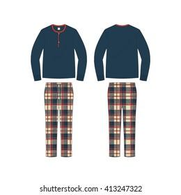 Men Lounge wear pyjama Set