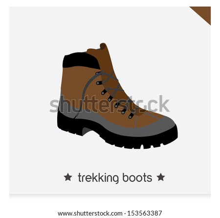 15bf0ef381 Men Shoes Icon 5 Stock Vector (Royalty Free) 153563387 - Shutterstock