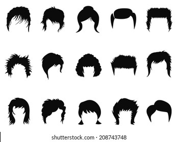 Spiky Hair Images Stock Photos Amp Vectors Shutterstock