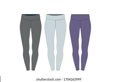 men and women jogger new designs new colors full editable vector format