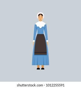 Woman Bonnet Images, Stock Photos & Vectors   Shutterstock