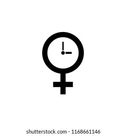 Menopause isolated icon, vector illustration design. Maternity collection.