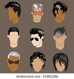 Men's Head