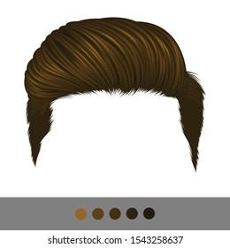 Man Wig Images Stock Photos Vectors Shutterstock