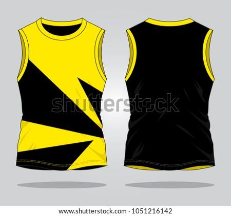 4756c5489507d Royalty-free stock vector images ID  1051216142. Men s Sleeveless Shirts  Design   Tank Tops - Vector
