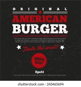 Menu, logo design, background for restaurant