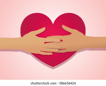 Merchants in the heart