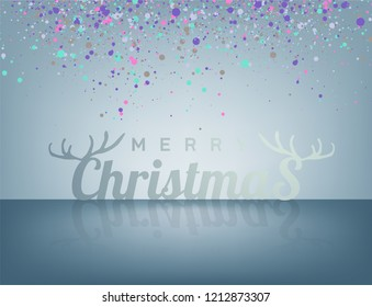 merry christmas background abstract, vector eps 10.