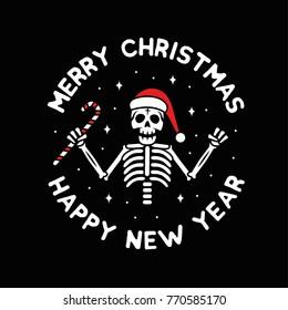 Christmas Skeleton.Christmas Skeleton Images Stock Photos Vectors Shutterstock