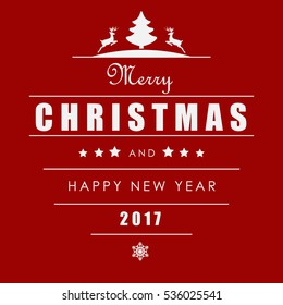Merry Christmas card, stylized Christmas tree on decorative background. Design elements for holiday cards. web banner. vector Greeting Card illustration, Christmas sale design template