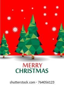 merry-christmas-greeting-card-geometry-2