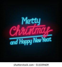 merry christmas happy new year 260nw 511039609