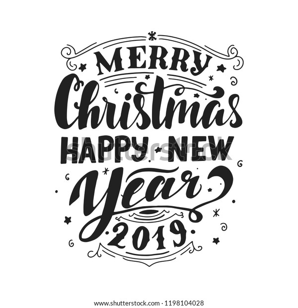 Free Merry Christmas And Happy New Year Clipart, Download Free Clip Art,  Free Clip Art on Clipart Library