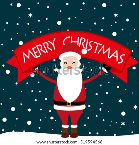 Merry christmas happy new year happy new stock vector royalty free merry christmas and happy new yearhappy new year card2017santa claus m4hsunfo