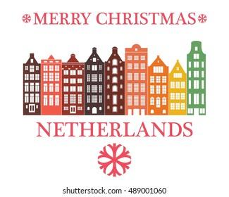 Merry Christmas Netherlands