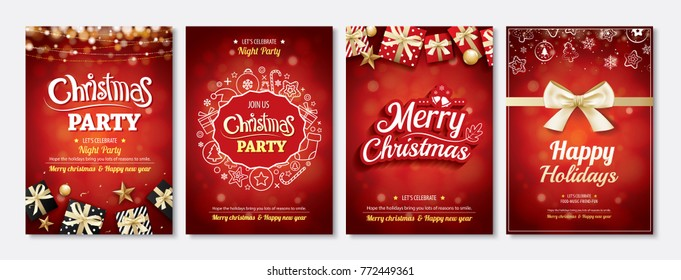 christmas email template images stock photos vectors shutterstock