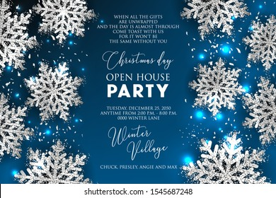 Royalty Free Holiday Party Card Stock Images Photos