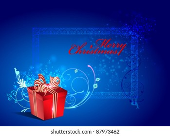 Merry Christmas, season's greeting