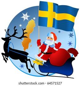 Merry Christmas, Sweden!