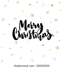 Merry Christmas Calligraphy.Merry Christmas Handwriting Images Stock Photos Vectors