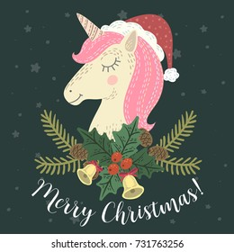 Christmas Unicorn Images Stock Photos Amp Vectors