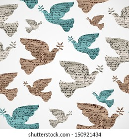 Peace White Bird Free Images Merry Christmas 2021 Dove Christmas Card Images Stock Photos Vectors Shutterstock