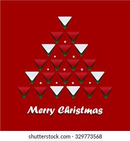 Merry Christmas Xmas Tree