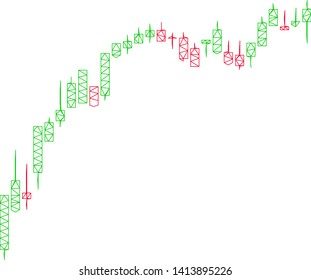 Candlestick Graph Icon Images, Stock Photos & Vectors   Shutterstock