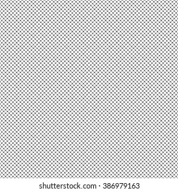 Mesh Pattern. Geometric seamless Line texture.